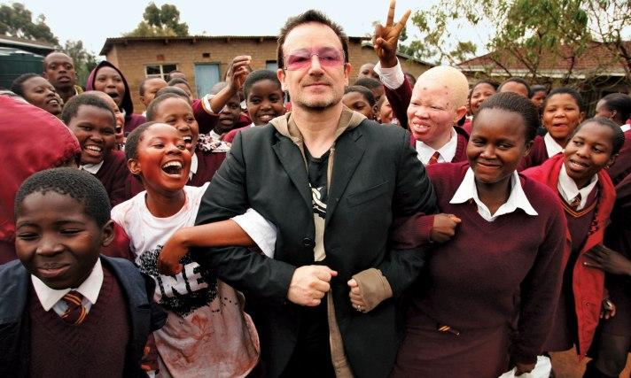 Bono - People Helping People