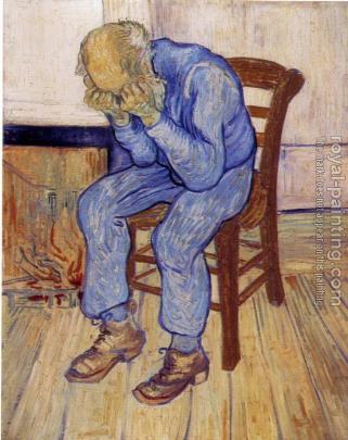 Vincent Van Gogh's Old Man in Sorrow