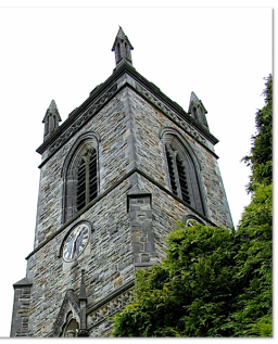 Norman Church Tower