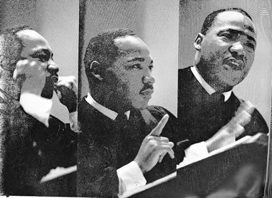 Preaching MLK