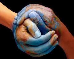 hands painted as a globe chosenrebel s blog