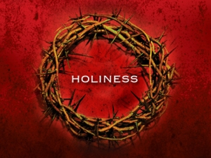Holiness image