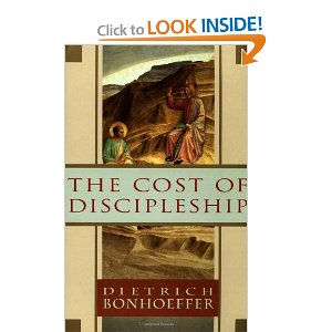 Bonhoeffer Cost of Discipleship