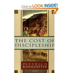 Bonhoeffer Cost of Discipleship