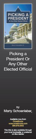 Bookmark for Picking a President