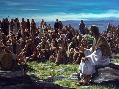 Preek van Jezus