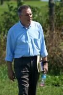 Marty at Outside Preaching Event