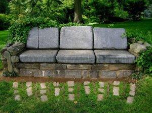 Awesome Garden Sofa