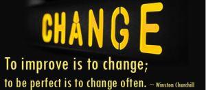Change (Churchill)