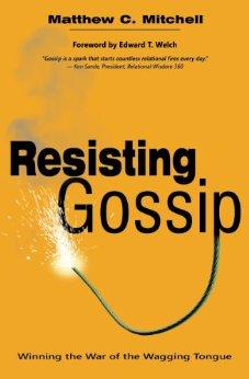 Cover, Resisting Gossip