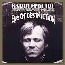 Barry McQuire LP Cover