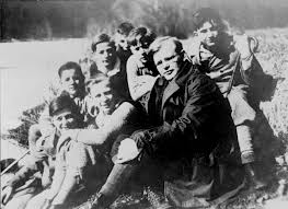 Bonhoeffer and a Youth Group