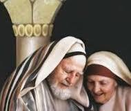 Zachariah and Eliabeth with John