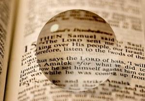 Bible study 2