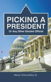 Picking a President Book Cover