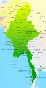 vector-map-of-myanmar-country