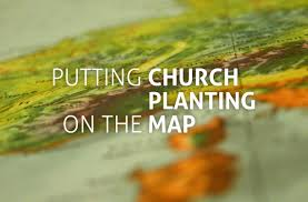 Puting Church Planting on the Map