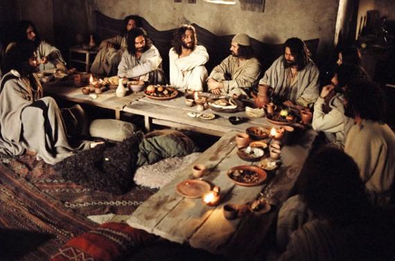 Jesus-Praying-Last-Supper