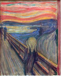 Norwegian painter, Edvard Munch