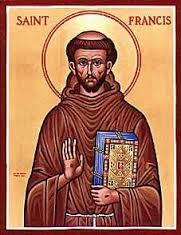 Francis of Assisi Icon