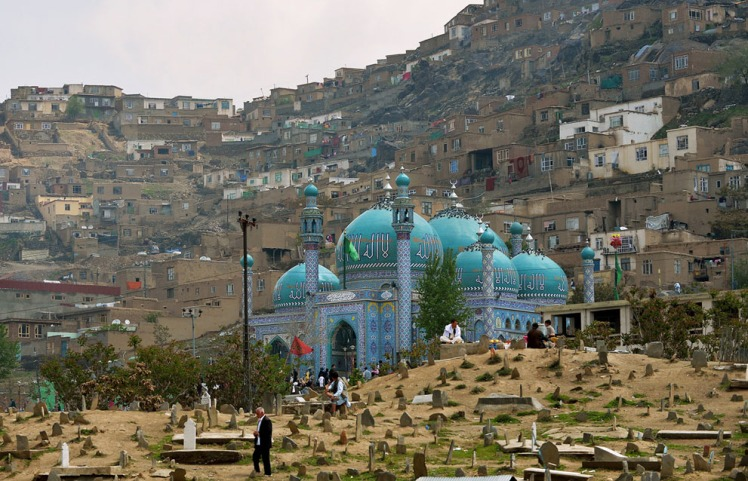 Second Most Sacrad Place for Shia Worship in Afghanistan