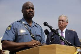 Police Chief of Ferguson Police Department