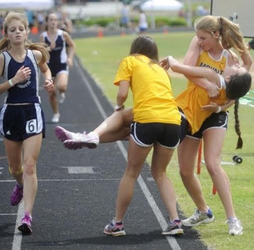 Catching Kayla
