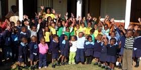 Image of Zulu Christians at school