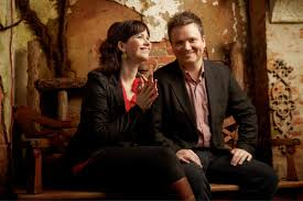Keith and Kristyn Getty