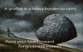 Forgiveness and grudges