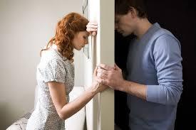 Forgiveness-man and woman