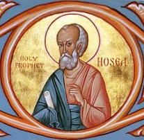 Hosea, the prophet