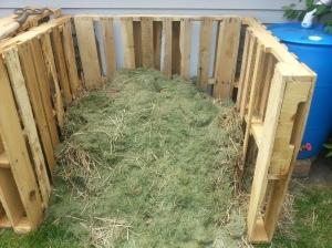 New Compost Setup