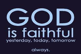 God's Faithfulness