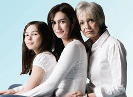 Women three generations