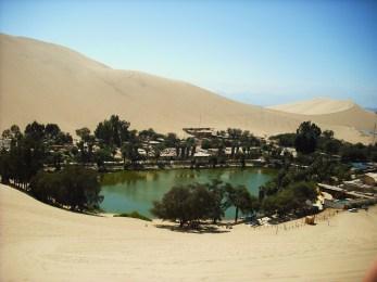 Oasis, Huacachina