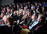 attentive audiene