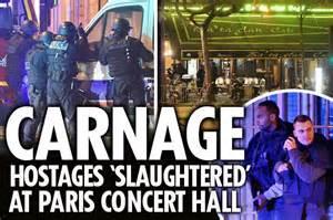 Paris Carnage
