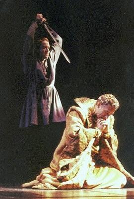 Hamlet over Claudius