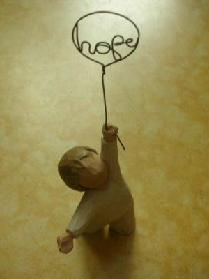 Hope balloon