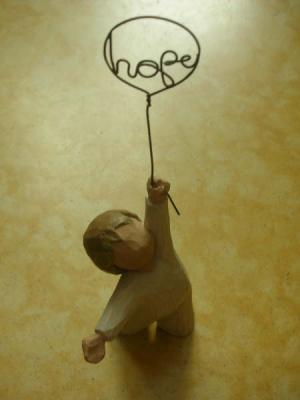 Hope balloon