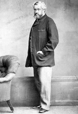 Old Photograph John Gibson Paton Scotland