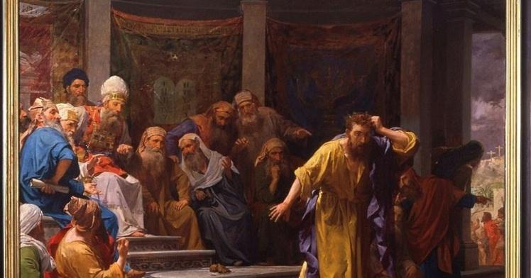 Judas and the Priests