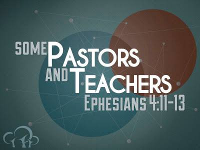 Pastor-teachers