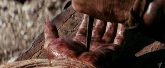 Pierced Hand (palm)