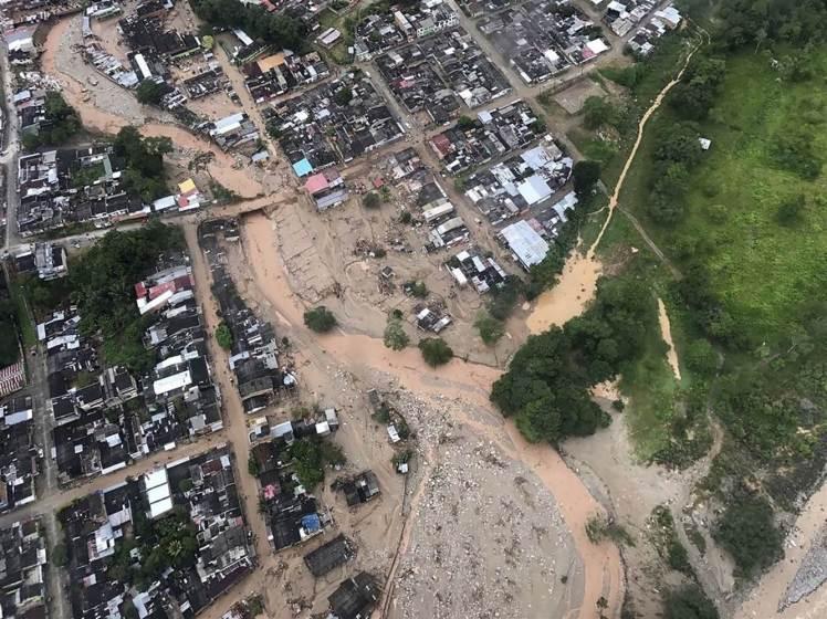 Columbia Mudslide