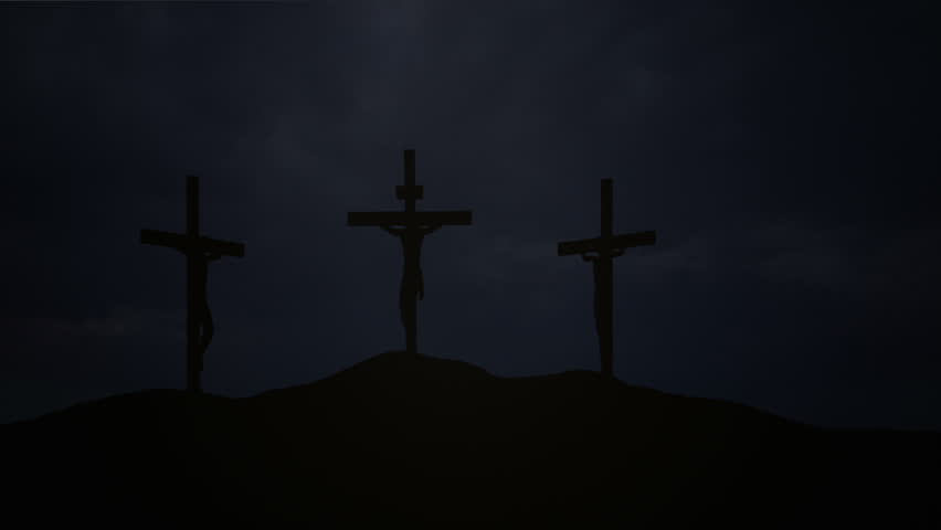 Darkness at Crucifixion