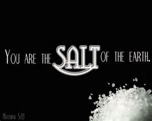 Salt of the earth 2