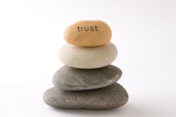 Trust rocks
