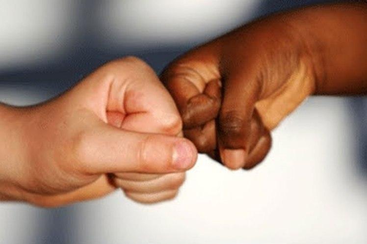 Inter-racial Friendship